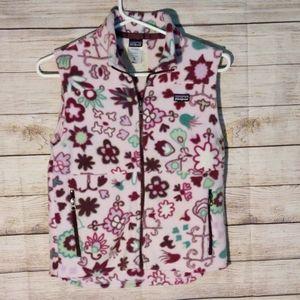 Patagonia girl's vest